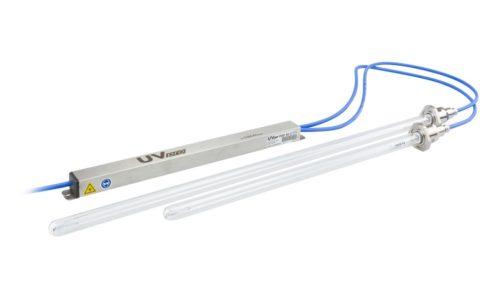 FMD Flanschmodul - mit 2 UVC Röhren