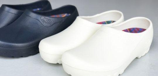 Schuhe mit Kork